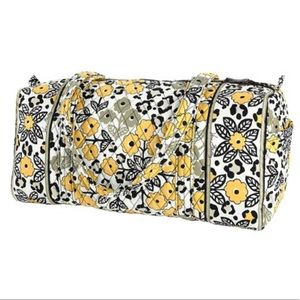 NEW Vera Bradley Large Duffel Bag